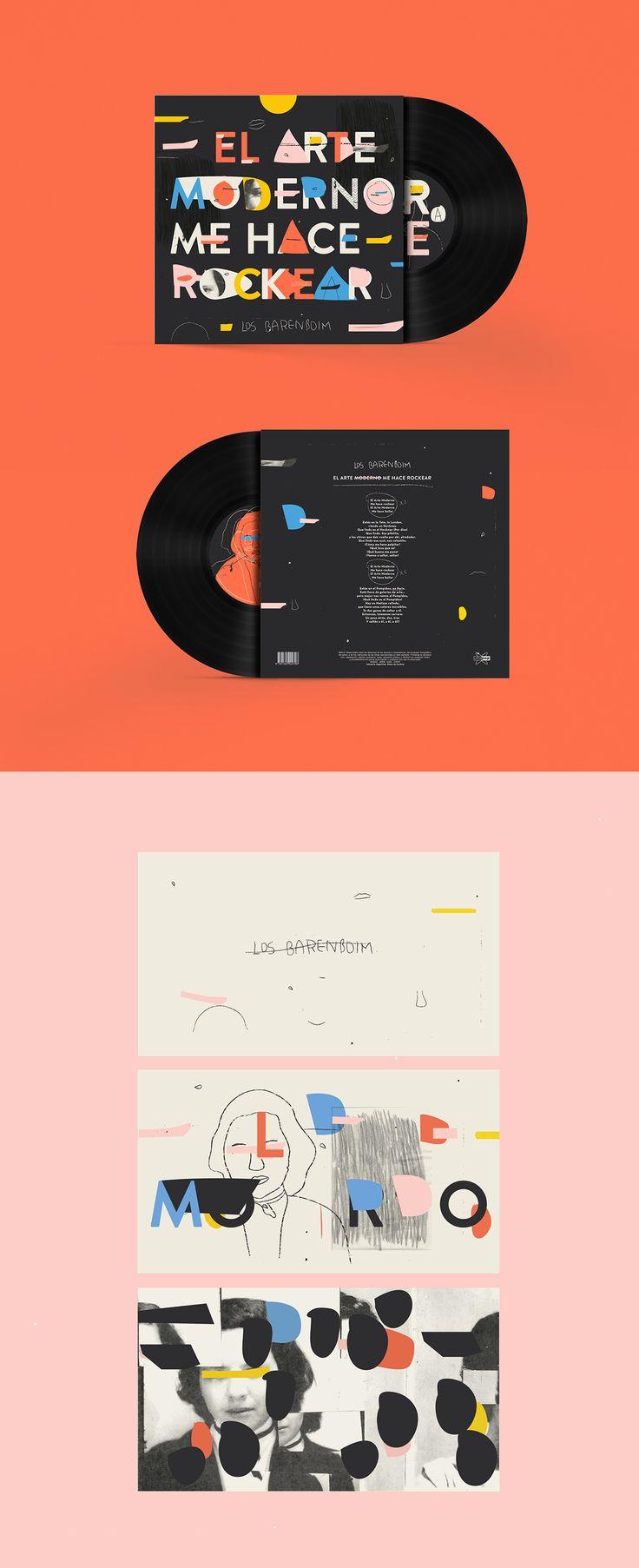 Trabajo realizado para Diseño 3, Cátedra Rico - FADU | UBADiseño de presentación visual de un tema musical en formato loop audiovisual y packaging del disco de vinilo.