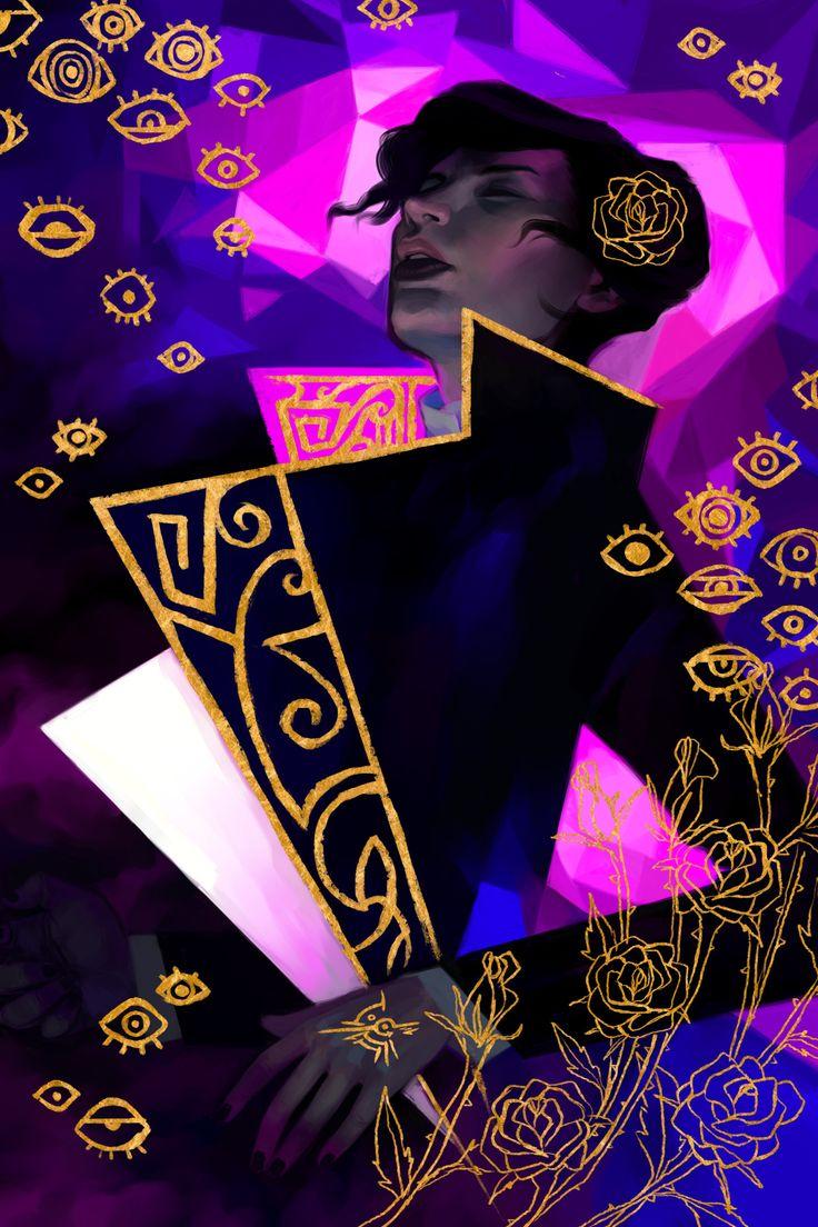 Dishonored 2 Fan Art // Emily Kaldwin