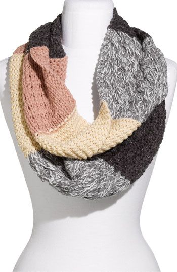 inspiration.     vary colors and texture scarf addict. @Ann Flanigan Flanigan Hamilton i like this one too! from nordstrom