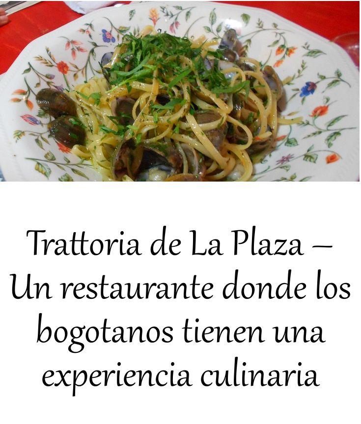 Bogotá, Colombia restaurante