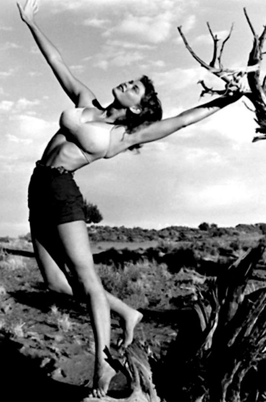 1950s Pin Up Girl Irish Mccalla Beautiful Photo Amp Pe0ple