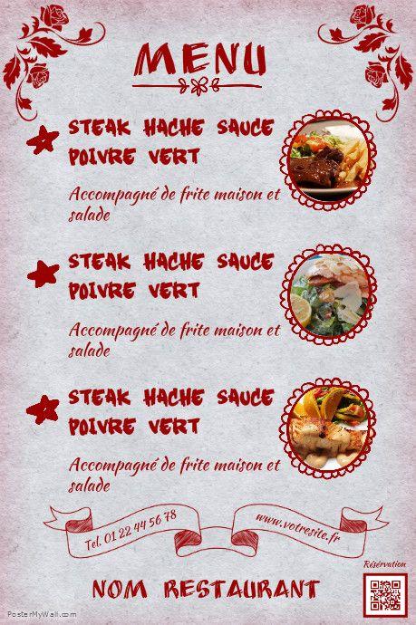les 81 meilleures images du tableau flyer pour restaurant