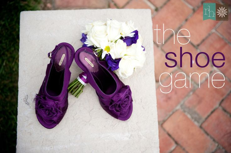Rebekah Hoyt Photography -  The ShoeGame: Wedding Inspiration, Engagement Parties, Shoes Games, Wedding Games, Hoyt Blog, Fun Ideas, Baby Shower Games, The Bride, Receptions Games