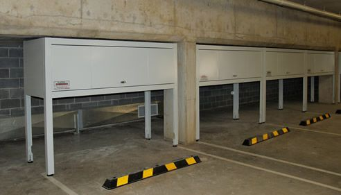 Car Park Storage Solutions Brisbane