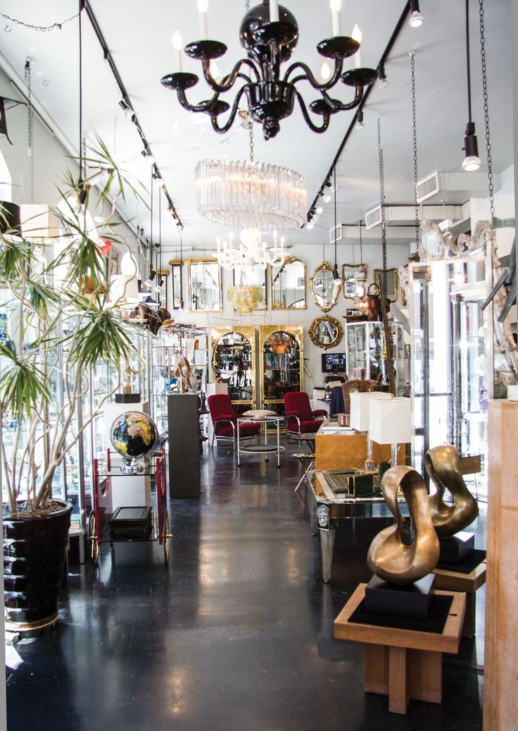 Douglas Rosin Boutique, Chicago Shopping Guide: 10 Stylish Boutiques and Showrooms Photos | Architectural Digest