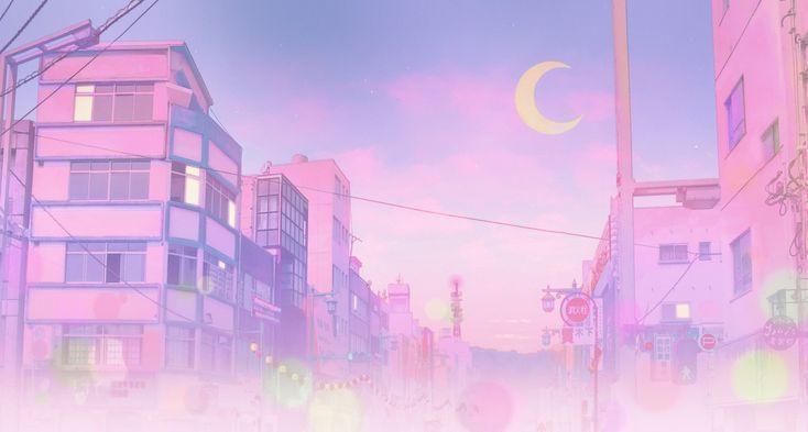 Ionlands Sailor Moon Vibes Photography Art By Elora Pautrat In 2020 Desktop Wallpaper Art Aesthetic Desktop Wallpaper Scenery Wallpaper