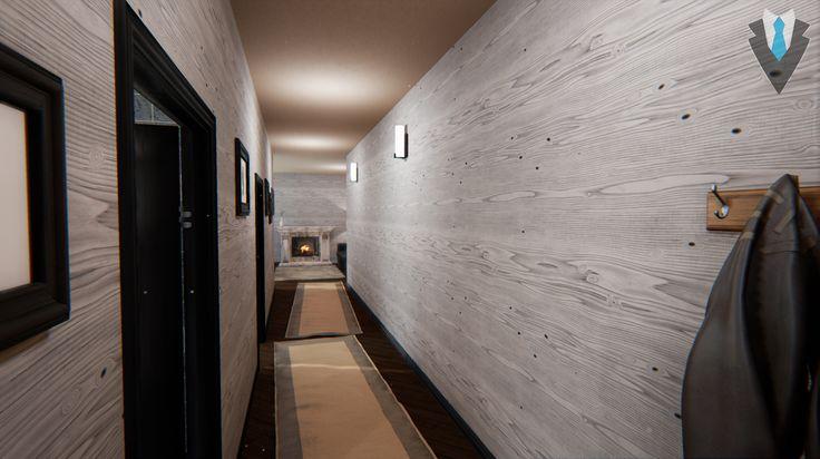 Entrance #nigis #virtualreality #realtàvirtuale  #vrapp #vr #apprealtàvirtuale #immersivity #interactivity #personality #project #design #interiordesign