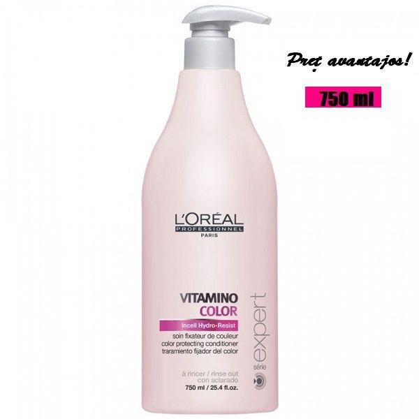 -20% L'oreal Professionnel L'oreal - Balsam Vitamino Color 750 ml pentru par vopsit!