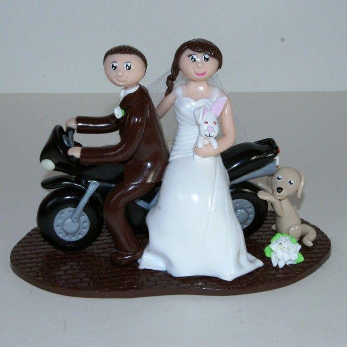 Les 32 meilleures images du tableau Figurines de mariage