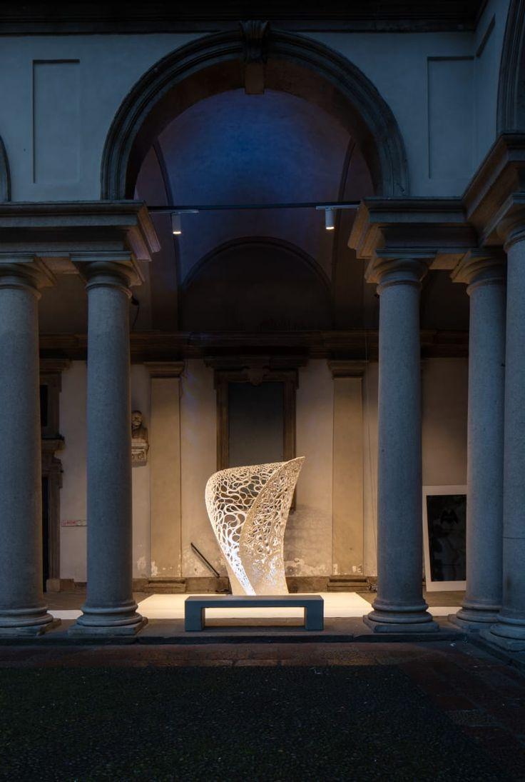 Milano Design Week 2017 Zaha Hadid Architects, Luke Hayes · Thallus
