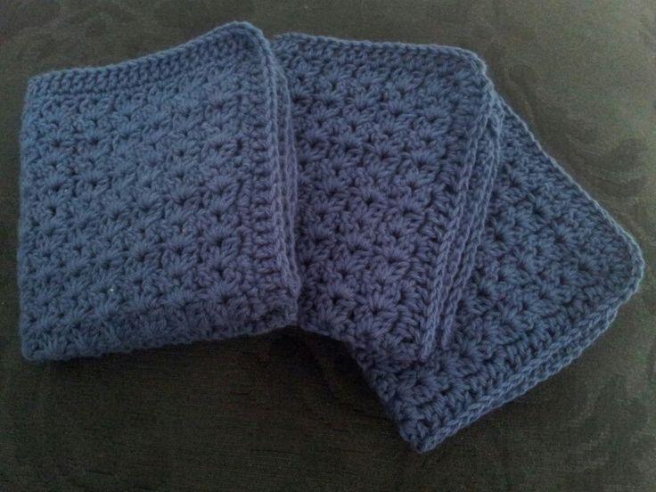 Hæklede servietter