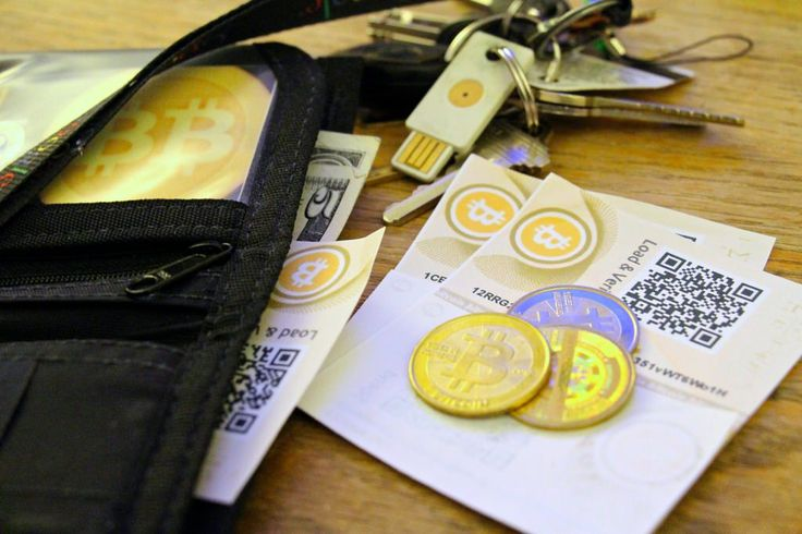 Bitcoin and Cryptocurrency Wallets