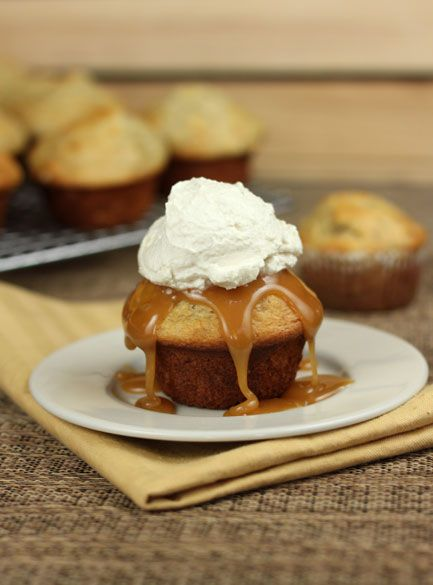 bakery banana muffins