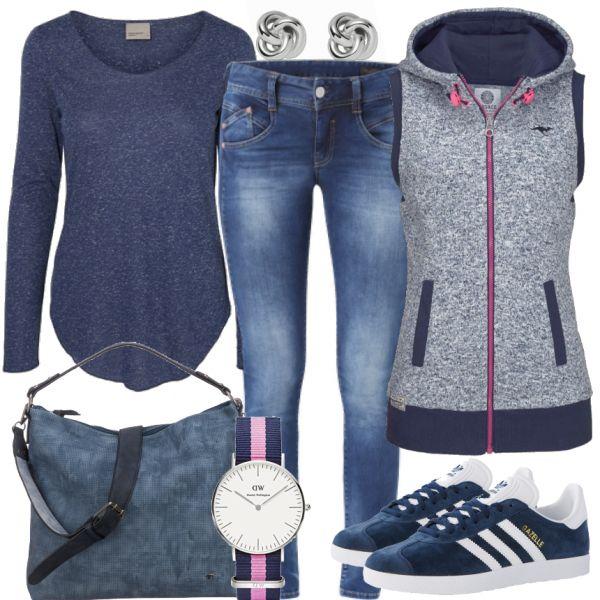 PinkDetails Damen Outfit – Komplettes Freizeit Outfit günstig kaufen | FrauenOu…