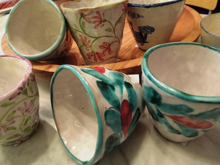 Siena - Toscana Lovers - coppette de le Ceramiche