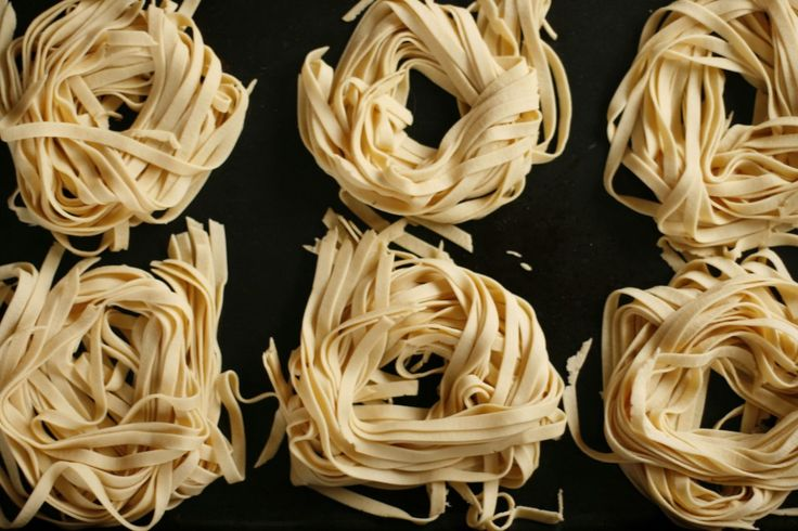Best Ever Fresh Gluten-Free Pasta Recipe - easily made with the KitchenAid Mixer. Your life will be changed by this recipe!!! Who thought we could have such delicious fresh pasta when eating gluten-free!