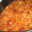 Calico Beans Recipe - great for BBQ's and summer get togethers. Substitute turkey bacon and ground turkey for a lean version