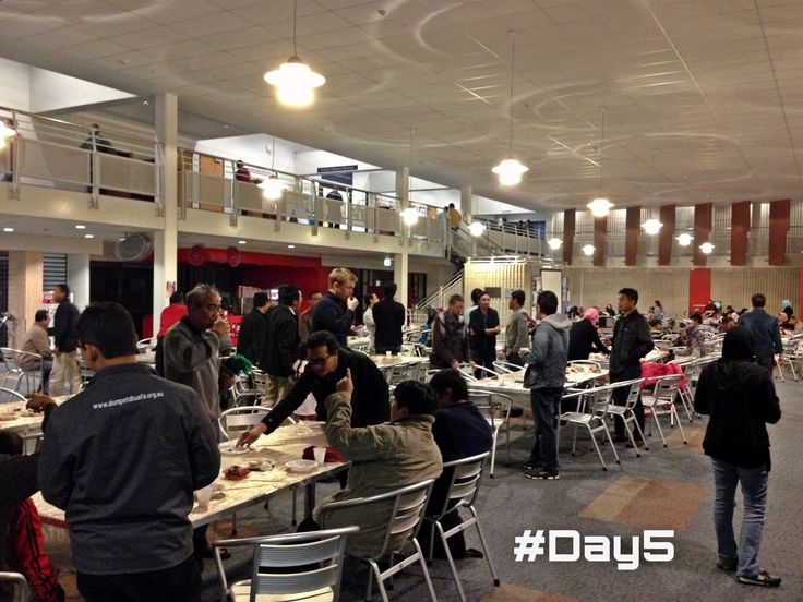 #30DaysChallengeRamadan #Day5 | Iftar Bersama Masyarakat Muslim Indonesia di Brisbane