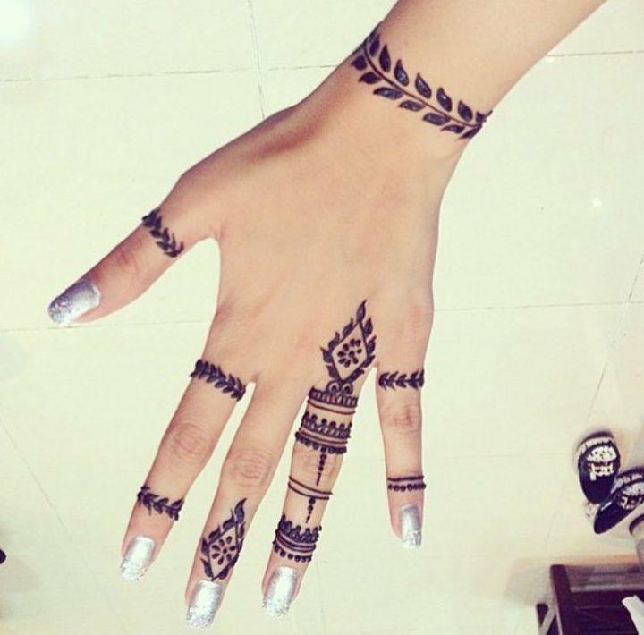 Finger designs