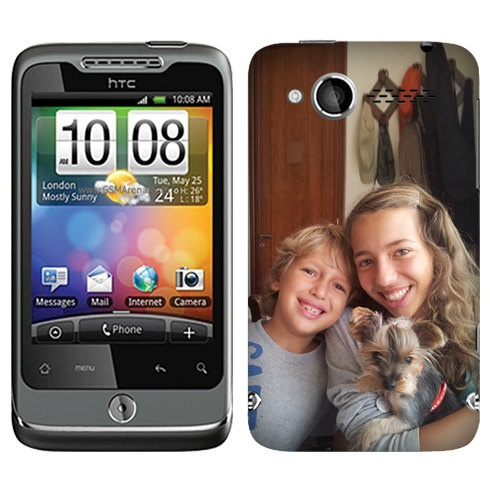 Custom / Personalised HTC WildFire / G8 by Smartprintshop on Etsy, €9.99