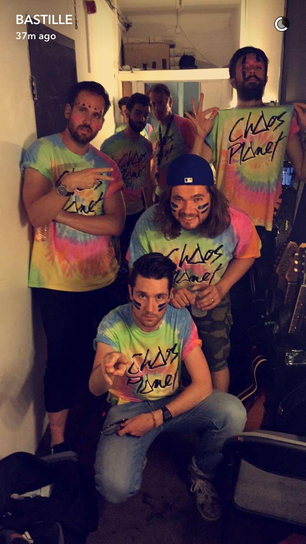 bastille band snapchat