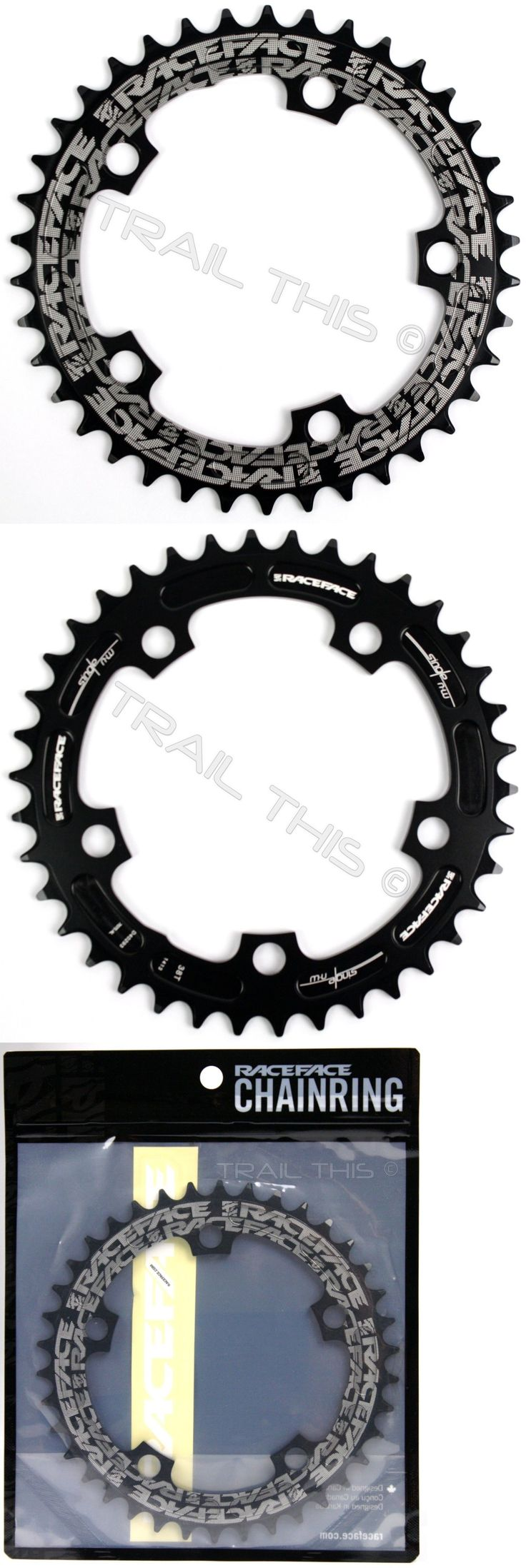 Chainrings and BMX Sprockets 177811: Race Face Single Narrow-Wide Nw 1 X 9/10/11-Speed Mtb Bike Chain Ring X 110 Bcd BUY IT NOW ONLY: $55.25