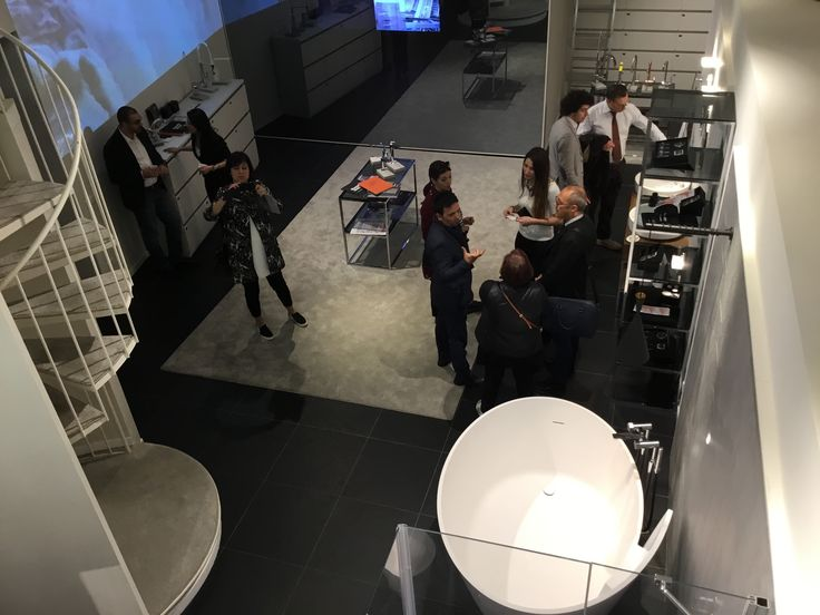The view of the #showroom. #MastellaDesign #mdw2016 #milandesignweek #milano #Fuorisalone2016 #salonedelmobile #cocktail #opening