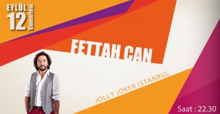 """""""Fettah Can"""" Jolly Joker Sahnesinde... Mekan360 ile heryerden, gezdiğin yeri 360° hisset"""