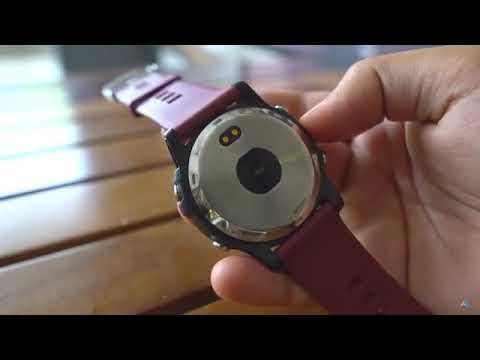 Smart Watch Zeblaze Vibe 3 Hr Review And Unboxing Cheap Smartwatch