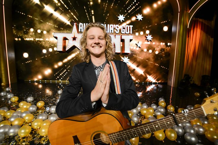 Fletcher Pilon Wins Australia's Got Talent #gottalentau