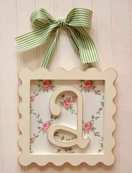 madame xereta: Palavras ou letras na decoração!