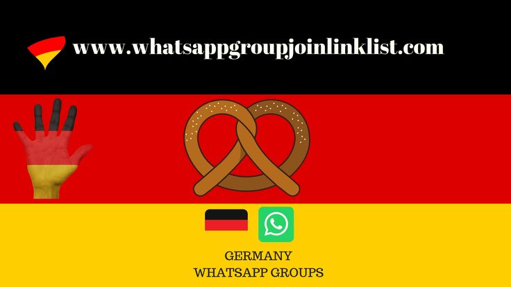 Germany WhatsApp Group Join Link List