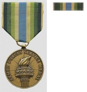 Armed Forces Service Medal
