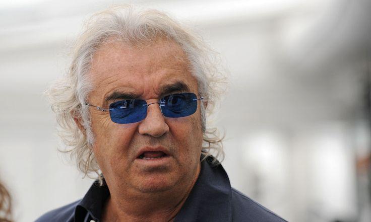 """Briatore: """"Alonso lejos de Ferrari por culpa del personal y de los híbridos"""""""