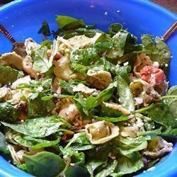 Griekse tortellini salade recept - Recepten van Allrecipes