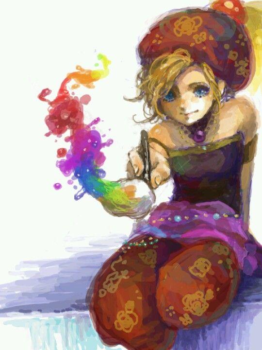 Final Fantasy VI / Relm