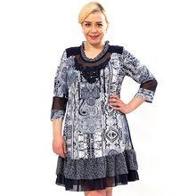 2015 новые женские летние платья свободного покроя ретро печать кружева платье…