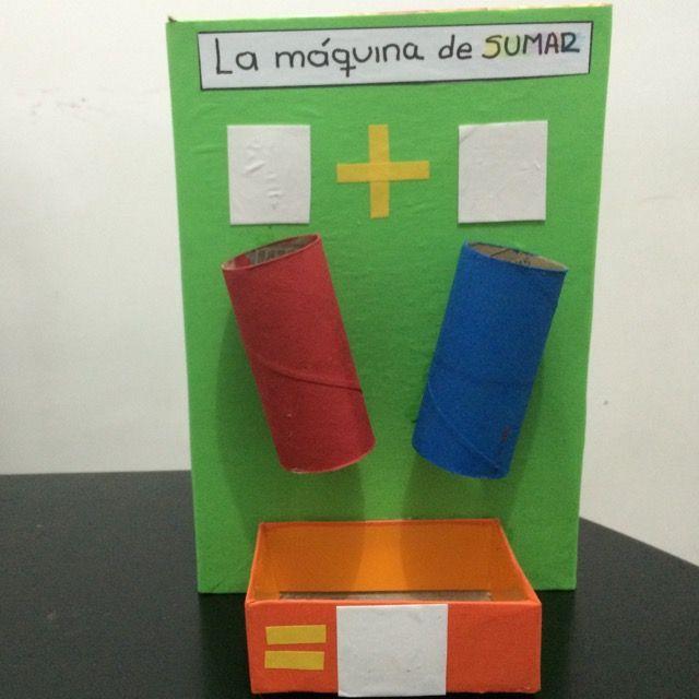 Resultado de imagen de MAQUINA DE SUMAR