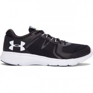 Under Armour Thrill 2 Running Shoes - Black