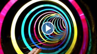 This Crazy LED Water Slide Is Definitely On Our Bucket List This Summer - Cooler