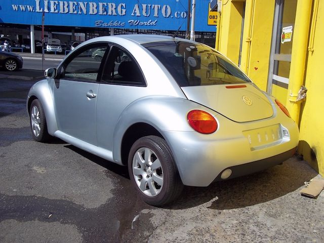 VW BEETLE 2.0 HIGHLINE 2005 R75995