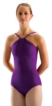 """""""Camisole Trikot 2554"""" - Ballett Trikot von Motionwear - Tabeo - Der Tanzshop - Online Shop für Ballett (Bekleidung, Schläppchen, Spitzenschuhe) und Irish Dance"""
