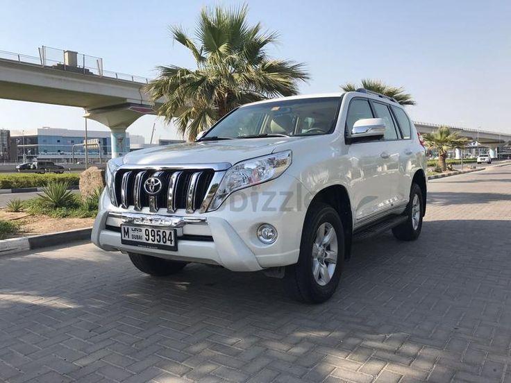Dubai Prado VERIFIED CAR! TOYOTA PRADO VXR