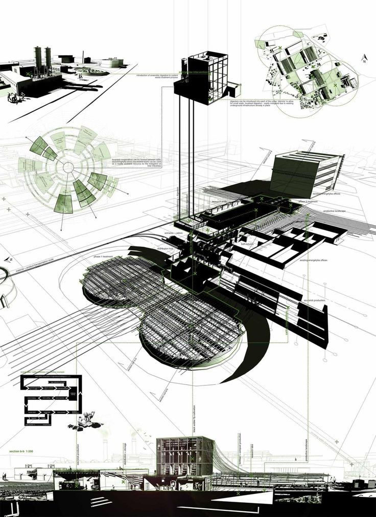 Protean Production / The Human Feculent Resource   |  Dan Green  RIBA Presidents Medal - Part.02 (2013)  |  Plymouth University, Plymouth, UK
