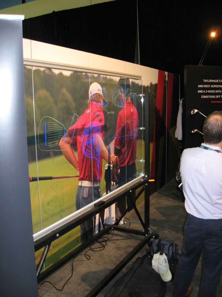 Learning more about TaylorMade