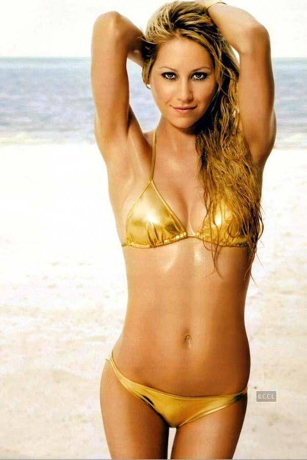 Anna Chakvetadze Hot Pics Corner   Actress Zone