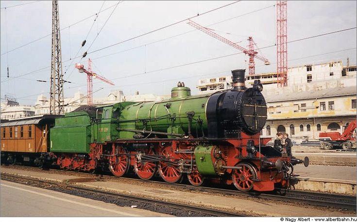 109 Train Hungary