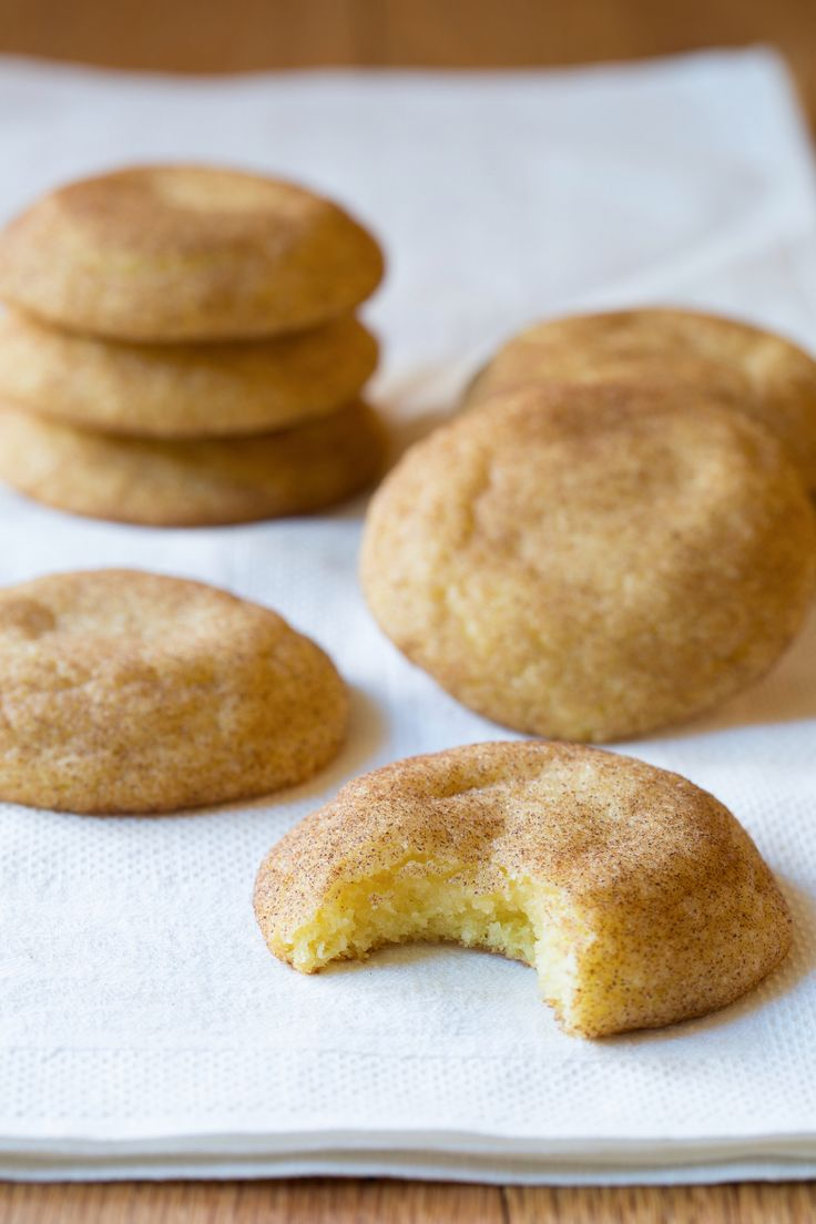 Snickerdoodles - One of the best recipes I have ever tried!!