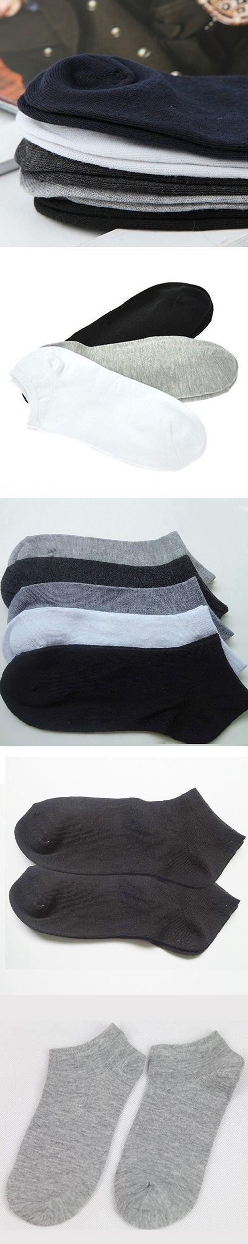 Men Summer Fashion Acrylic Fiber Soft Sock Sexy Breathable Short Ankle Socks New Arrival