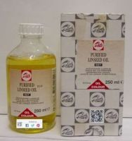 PURIFIED LINSEEED OIL250ml ROYAL TALENS